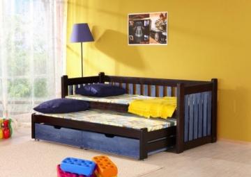 Vaikiška Dvivietė Lova FILIP Vaikiškos lovos