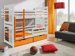 Double bed bed ROLAND Children's beds