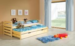Double bed Tolek Children's beds