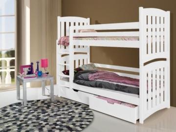 Vaikiška Dviaukštė Lova Serafin Vaikiškos lovos