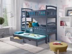 Triple bed DOMINIK III Children's beds