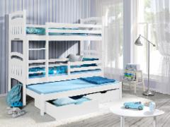 Triple bed JAKUB III Children's beds