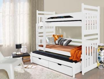 Triple bed SAMBOR Children's beds