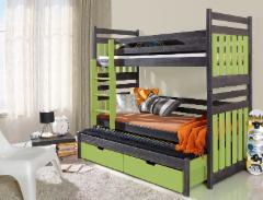 Triple bed SAMBOR Children's beds