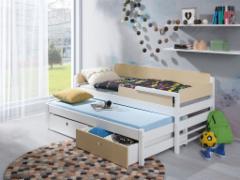 Vaikiška Dvivietė Lova Natu I Vaikiškos lovos