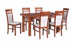 Valgomojo Stalas išskleidžiamas Wenus 5 Valgomojo stalai