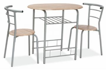 Valgomojo Stalas su kėdėmis Gabo Valgomojo stalai