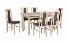 Valgomojo Stalas išskleidžiamas Wenus 2 L Valgomojo stalai