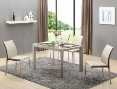 Table with pop-up Arabis Dining room tables