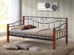 Miegamojo lova Kenia antikinė vyšnia Miegamojo lovos
