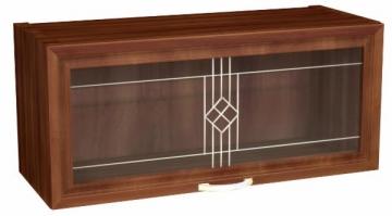 Pakabinama spintelė G80KS (su stiklu) Virtuvės spintelių kolekcija Sycylia