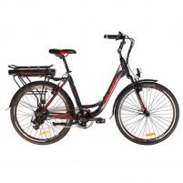 26 Elektrinis miesto dviratis Crussis e-City 1.10-S 19* Elektriniai dviračiai