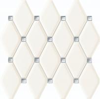 27*29.8 MS- ABISSO WHITE, mozaika