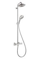 27115000 RAINDANCE Select showerpipe 240, dušo sistema Dušo sistemos