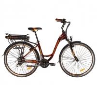 28 Elektrinis miesto dviratis Crussis e-Country 5.6-S 19* Electric bicycles
