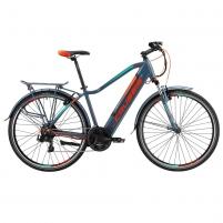 28 Kelioninis elektrinis dviratis Crussis e-Gordo 1.4 20* Elektriniai dviračiai