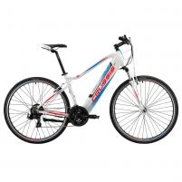 28 Kroso elektrinis dviratis Crussis e-Cross 1.4 18* Elektriniai dviračiai