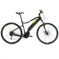 28 Kroso elektrinis dviratis Crussis e-Cross 7.4-S 18* Electric bicycles