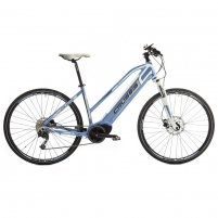 28 Moteriškas kroso elektrinis Crussis e-Cross Lady 9.4 18* Electric bicycles
