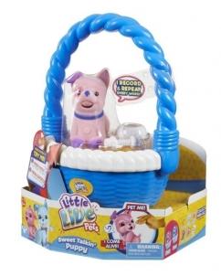 Interaktyvus šuniukas 28153a Little Live Pets  krepšelyje Interaktyvūs žaislai