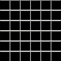 29.8*29.8 MOZ ALTEA NERO (4.8*4.8), akmens masės mozaika Akmens masės apdailos plytelės