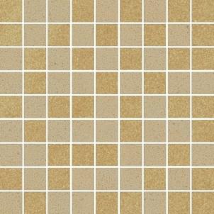 29.8*29.8 MOZ ARKESIA BEIGE/BROWN MIX POL, akmens masės mozaika