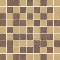 29.8*29.8 MOZ ARKESIA BROWN/MOCCA MIX POL, akmens masės mozaika