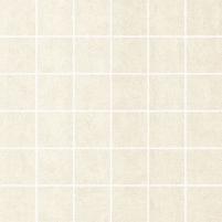 29.8*29.8 MOZ DOBLO BIANCO MAT (4.8*4.8) akmens masės mozaika Akmens masės apdailos plytelės
