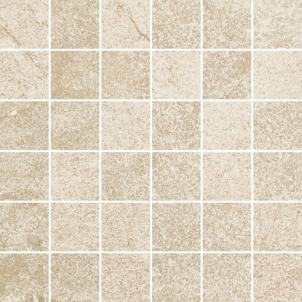 29.8*29.8 MOZ FLASH BIANCO (4.8*4.8), akmens masės mozaika