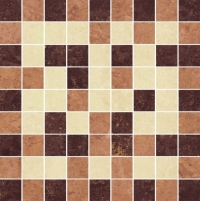 29.8*29.8 MOZ MISTRAL BEIGE MIX POL, ak. m. mozaika