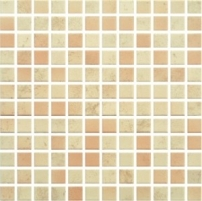 29.8*29.8 MOZ PENELOPA BEIGE/BROWN (2.3*2.3), ak.m. mozaika Stoneware finishing tiles