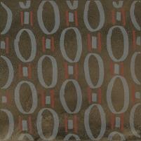 29.8*29.8 TIGUA BROWN INS D, dekoruota akmens masės plytelė