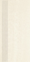 29.8*59.8 DOBLO BIANCO STOP MAT akmens masės pakopa Akmens masės apdailos plytelės