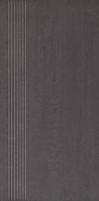 29.8*59.8 DOBLO NERO STOP MAT akmens masės pakopa Akmens masės apdailos plytelės