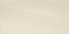 29.8*59.8 MASTO BIANCO STOP POLPOL, akmens masės pakopa