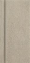 29.8*59.8 RINO GRYS STOP MAT akmens masės pakopa Akmens masės apdailos plytelės