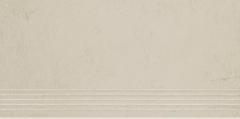 29.8*59.8 TARANTO BEIGE STOP MAT akmens masės pakopa