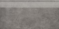 29.8*59.8 TARANTO GRYS STOP MAT akmens masės pakopa Akmens masės apdailos plytelės