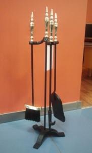 3-jų įrankių židinio komplektas 10PB Fireplace tools