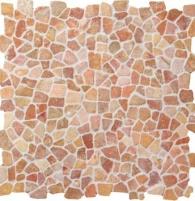 30*30 0115 TERRA MARBLE INTERLOCK, akmens mozaika Отделочные плитки керамогранита