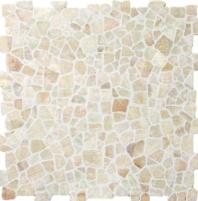 30*30 0979 ONYX MARBLE INTERLOCK, akmens mozaika Отделочные плитки керамогранита