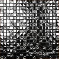 30*30 A-MGL08-XX-013 8mm, stiklo mozaika Keramikas apdares flīzes