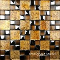 30*30 A-MGL08-XX-035 8mm, stiklo mozaika