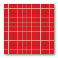 30*30 MSK-RED, mozaika