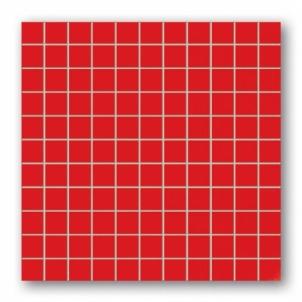 30*30 MSK-RED, mozaika