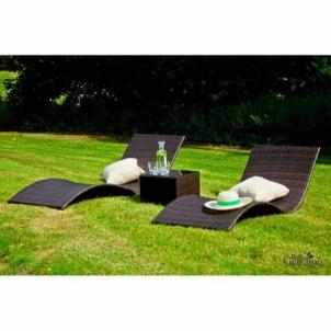 Deck-chair Bello Giardino Outdoor lounge chairs