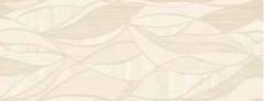 31.6*90 DEC LINO CREMA HOJAS, tile
