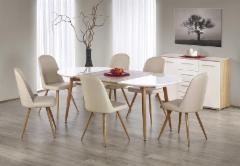 Valgomojo stalas Edward Valgomojo stalai