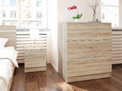 Komoda Wista D3 Bedroom furniture collection Wista