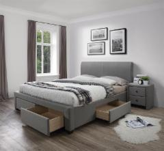 Miegamojo lova Modena Gultas